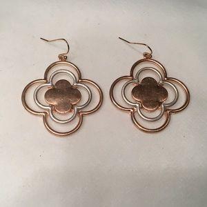 Jewelry - Quatrefoil Earrings